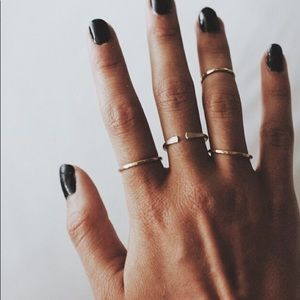 Jewelry - rings